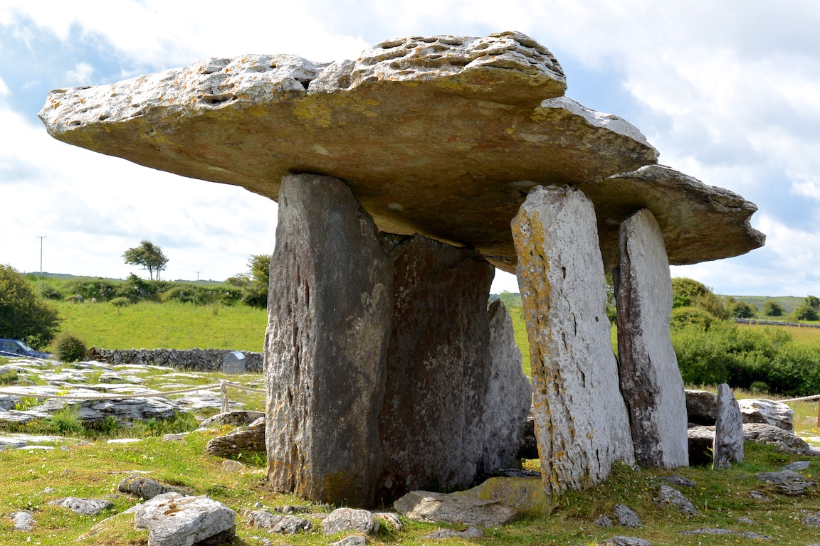 Tag 11-1 Poulnabrone 2968
