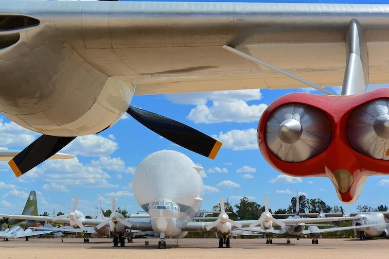 USA 2014 22 Titan + Pima Air 925