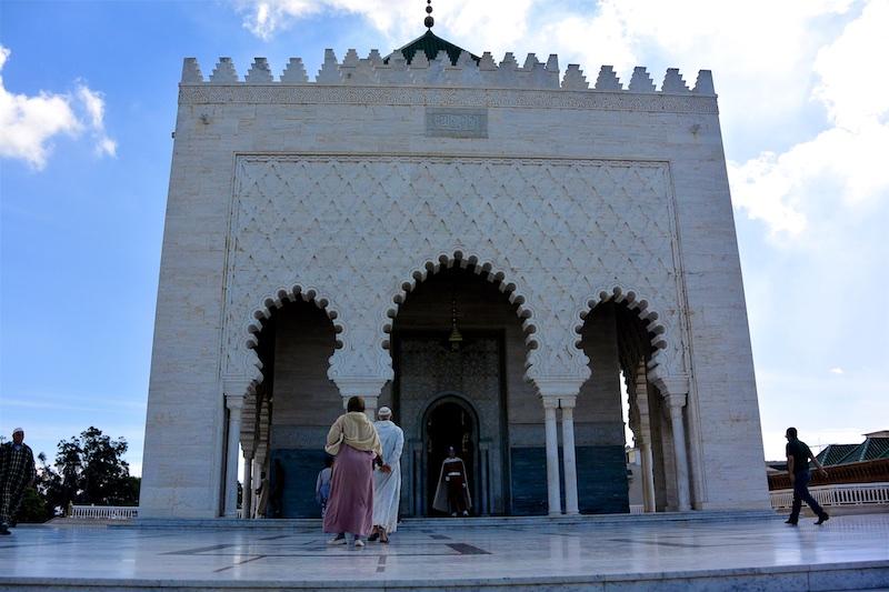 06 Rabat Mausoleum 0262