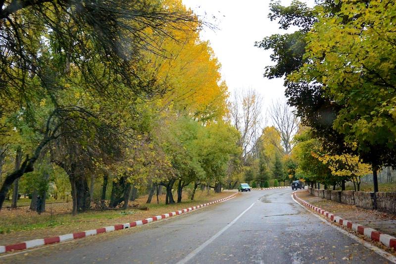 Unterwegs nach Merzouga