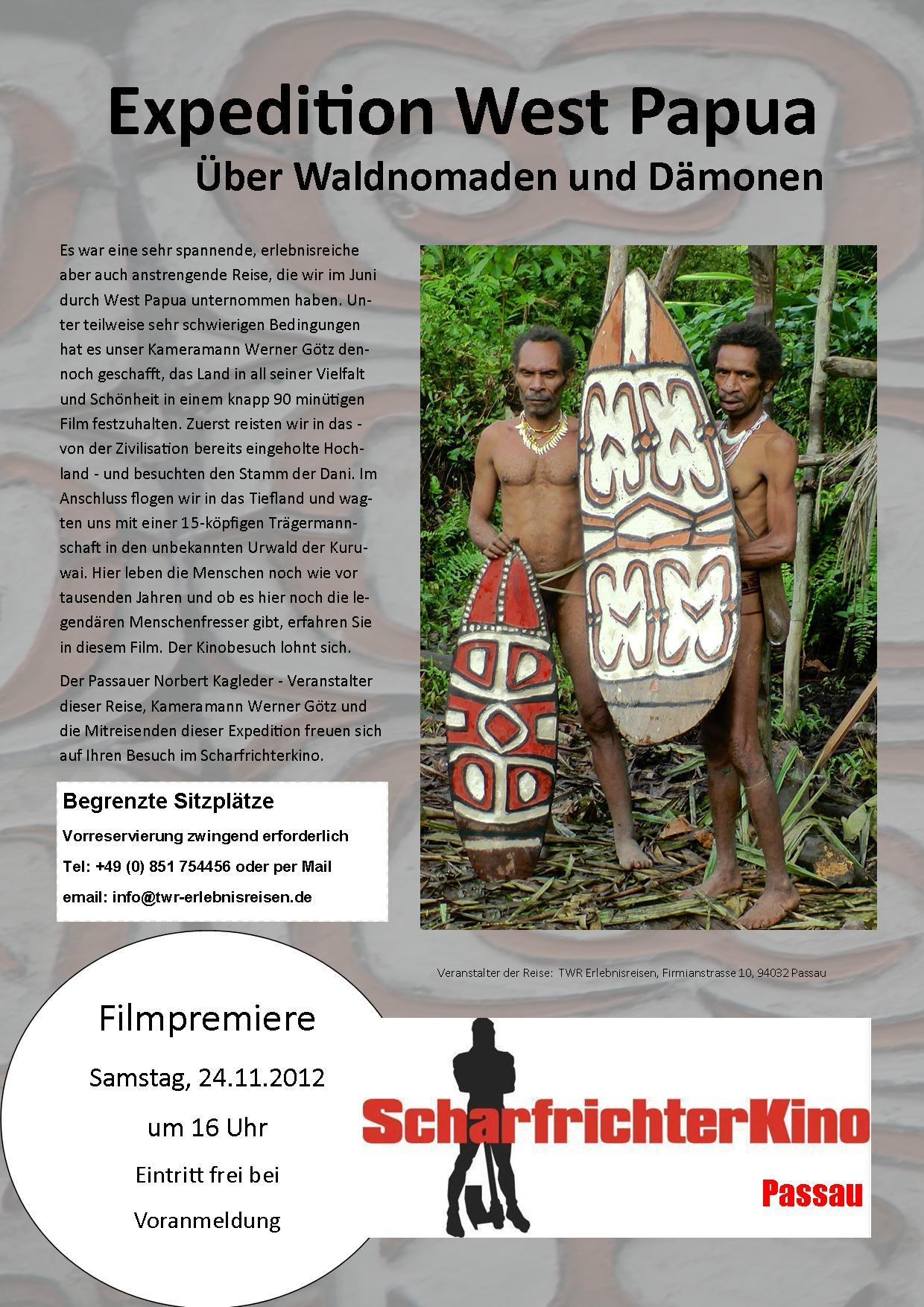 Kinoplakat West-Papua