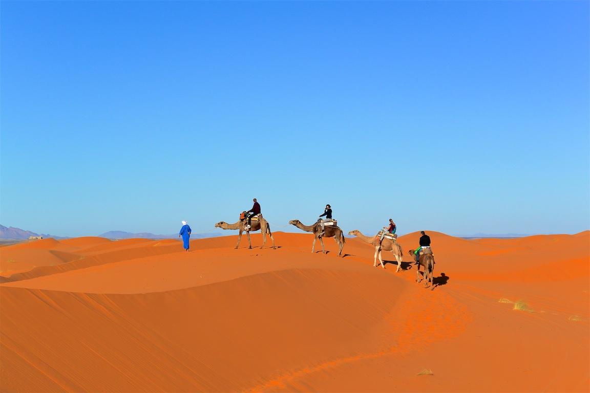 14 Zeltcamp Sahara - 0698