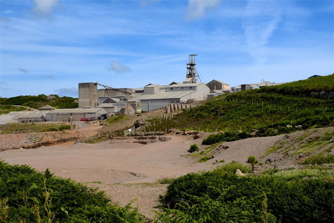 Großbritannien 2018 - 0023 Geevor Tin Mine