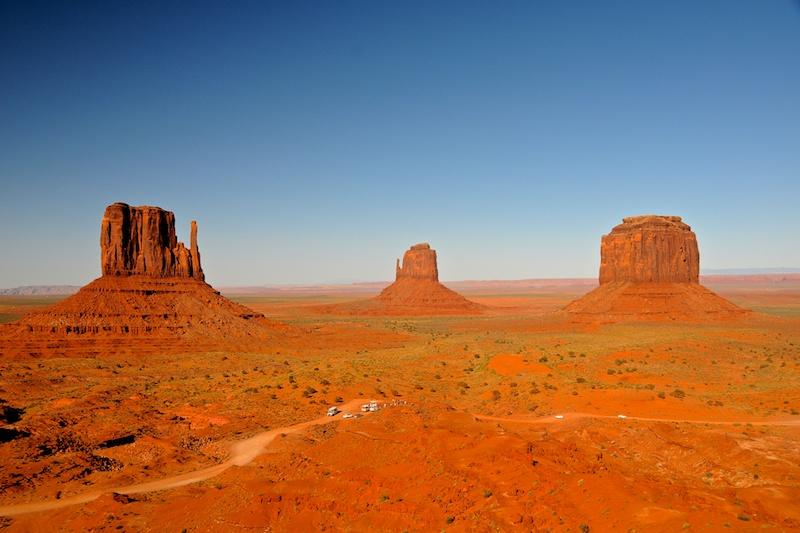 USA 2014 04 Fahrt Kayenta 0116