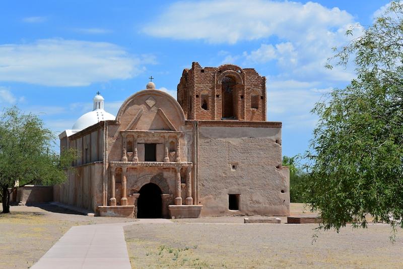 USA 2014 20 Fahrt Tucson 824