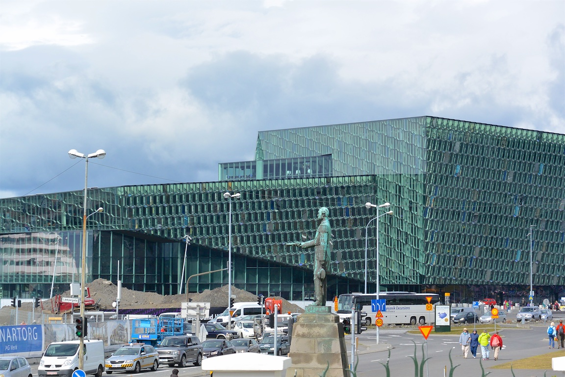 Island -Reykjavik