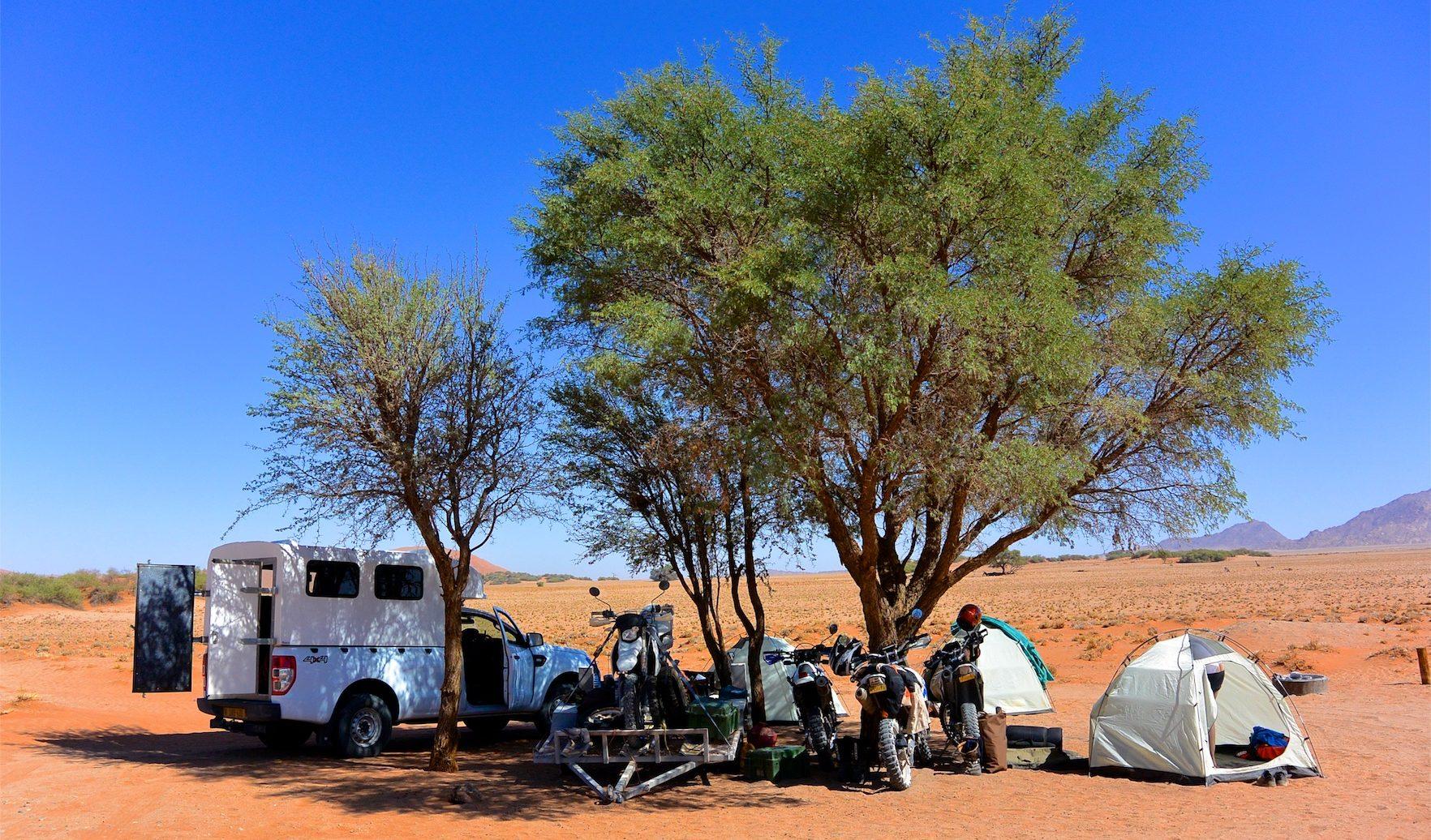 Motorradtour von Windhoek nach Kapstadt