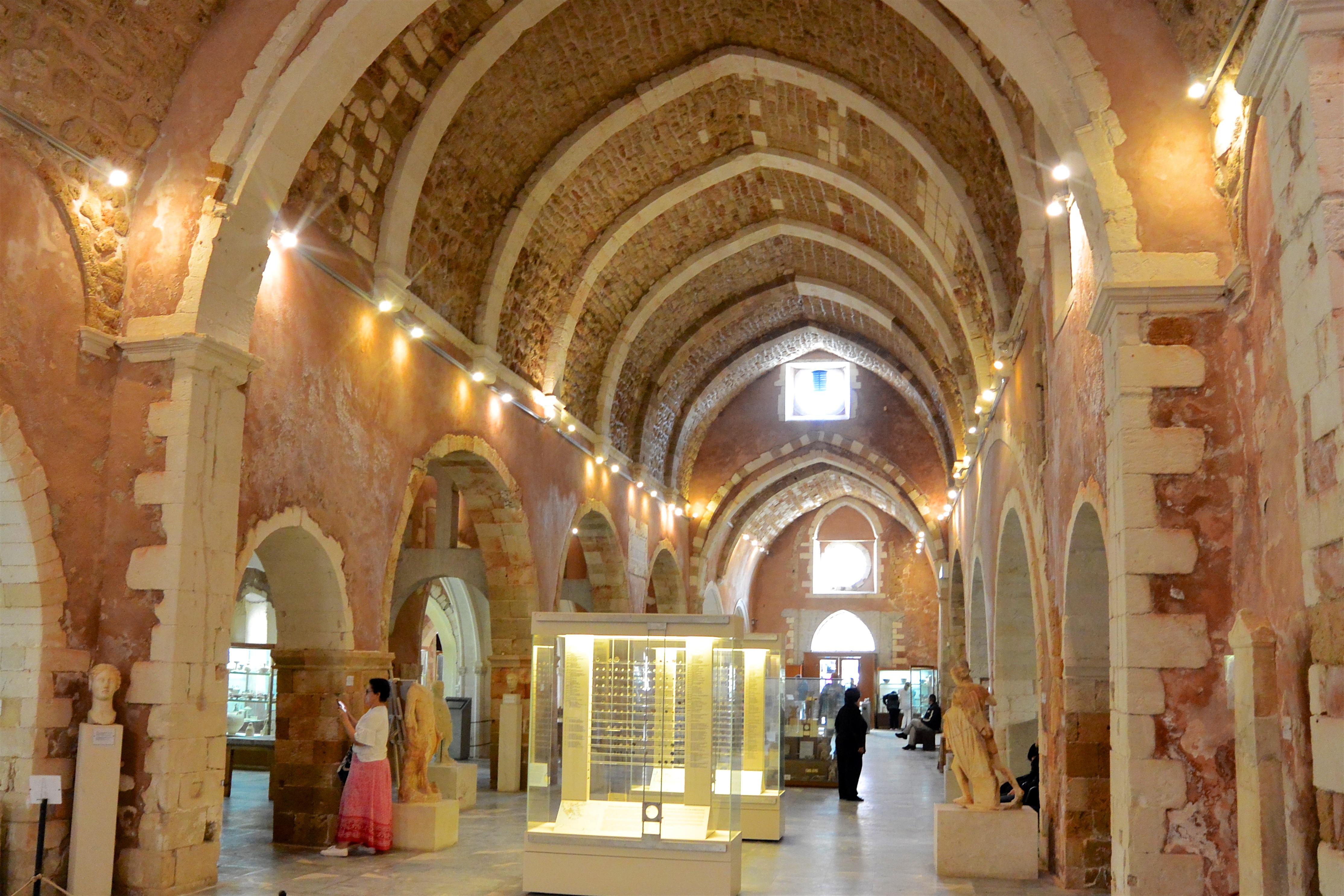 Archäologisches Museum, Chania