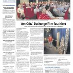 Berichterstattung Winnender Zeitung zu West Papua